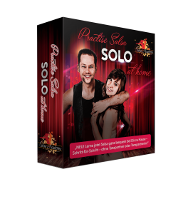 Practise Salsa 'Solo' at Home
