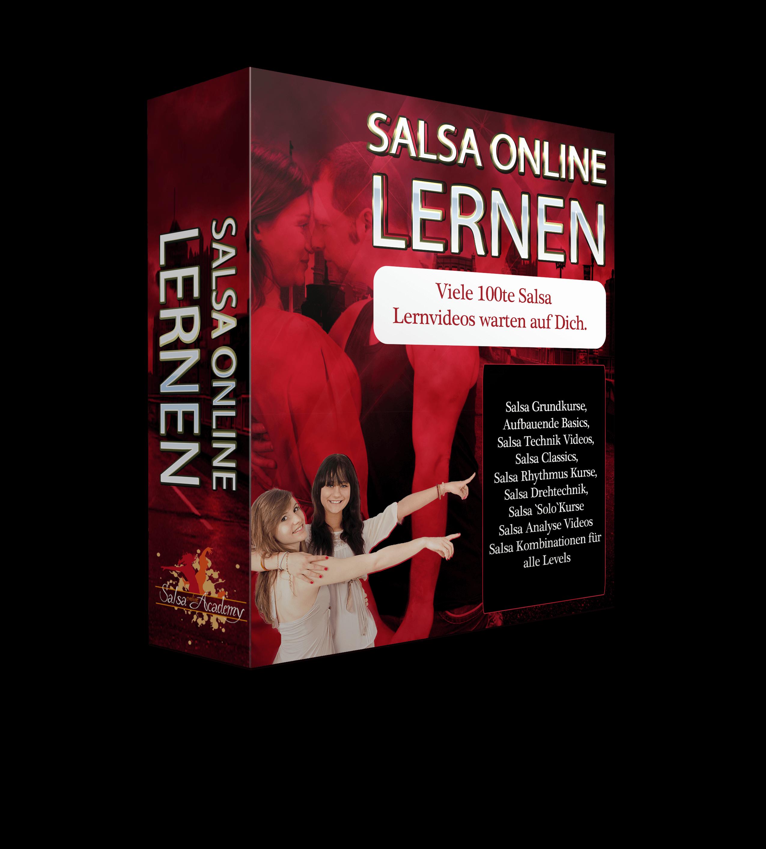 Dein Gratis Salsa Online Kurs